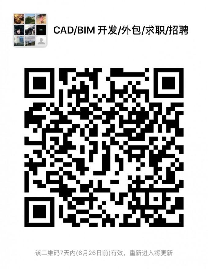 微信群 二维码