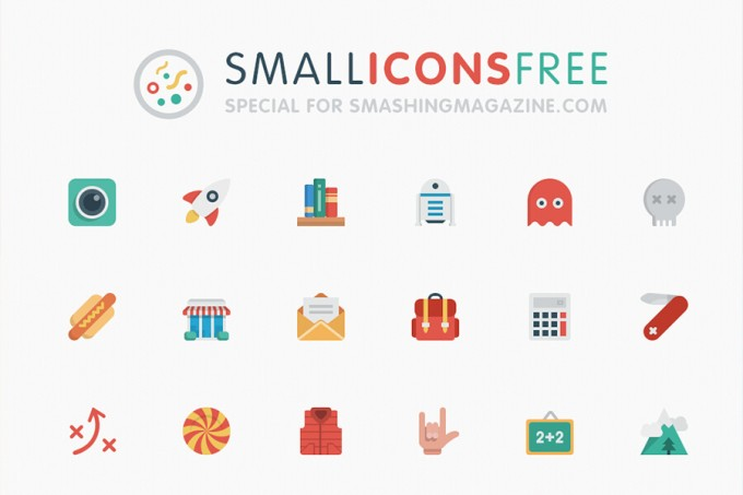 Smallicons Vector Set