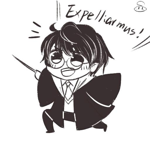 HP当哈利是个呆瓜