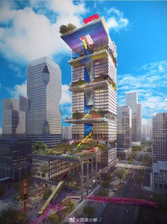 腾讯微信总部大楼落户广州,总建筑面积17.39万平方米-玩懂手机网 - 玩懂手机第一手的手机资讯网(www.wdshouji.com)