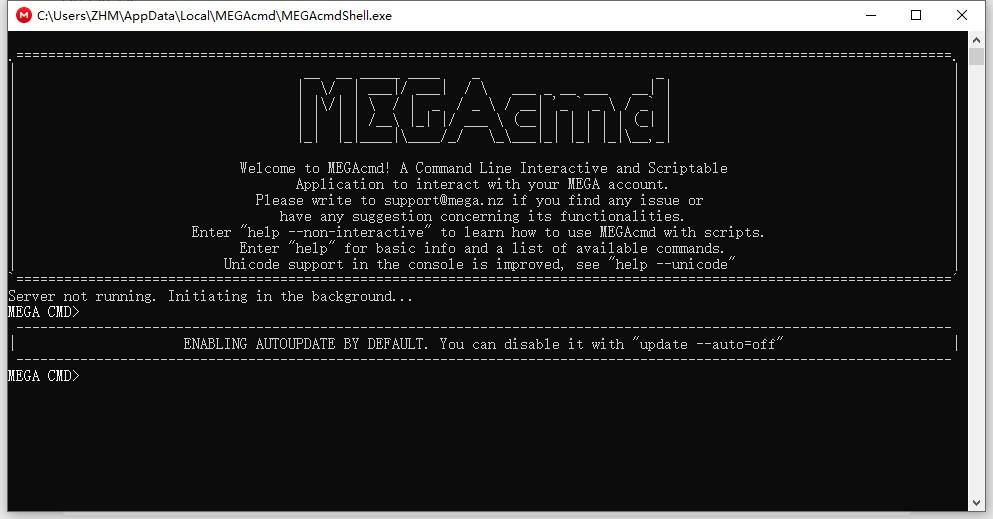 MEGAcmd-Win