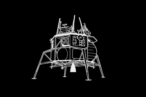 蓝色起源的蓝月号。亚马逊创始人杰夫·贝佐斯希望美国国家航空航天局能购买这艘着陆器上的空间,以便将货物并最终将宇航员送往月球。