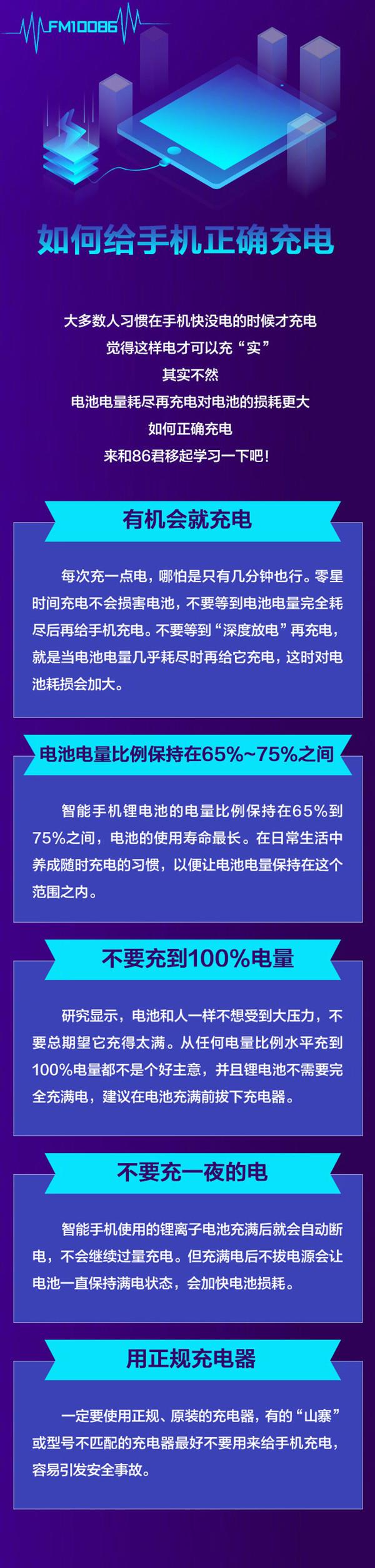 中国移动客服给你来科普:一图看懂手机怎么充电才正确-玩懂手机网 - 玩懂手机第一手的手机资讯网(www.wdshouji.com)
