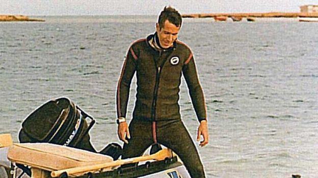 盖德和阿罗斯度假村的充气快艇