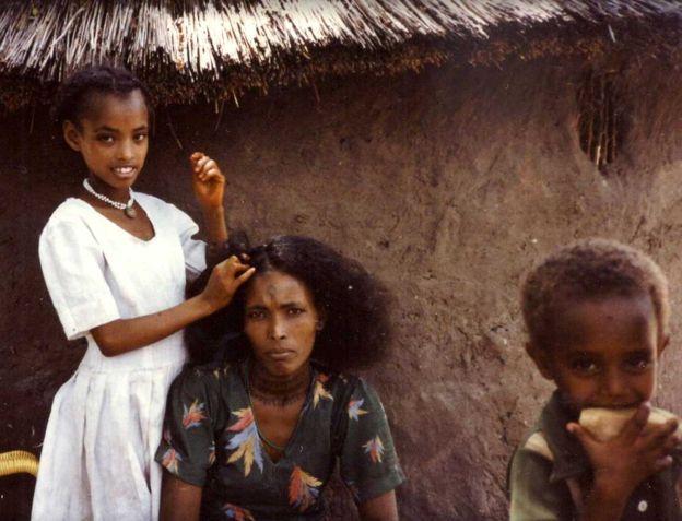 1983年在苏丹的埃塞俄比亚犹太人