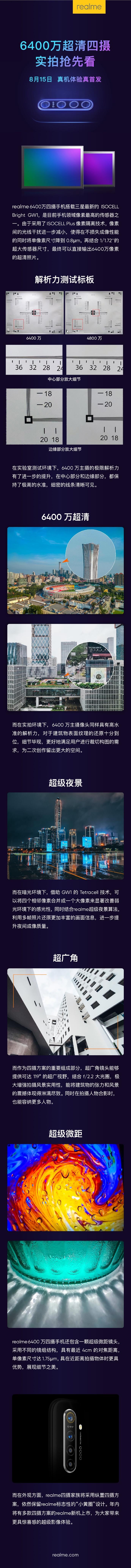 realme官方正式发布6400万像素实拍样张-玩懂手机网 - 玩懂手机第一手的手机资讯网(www.wdshouji.com)