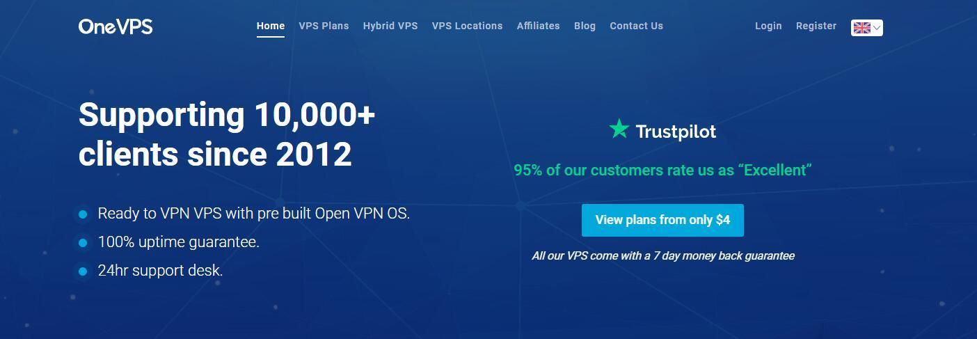 OneVPS//独享资源/2.5G大带宽/5折优惠/混合服务器65折/日本机房可选