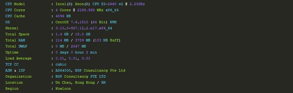 香港CN2 GIA VPS云服务器 终身8折优惠 免备案建站云服务器