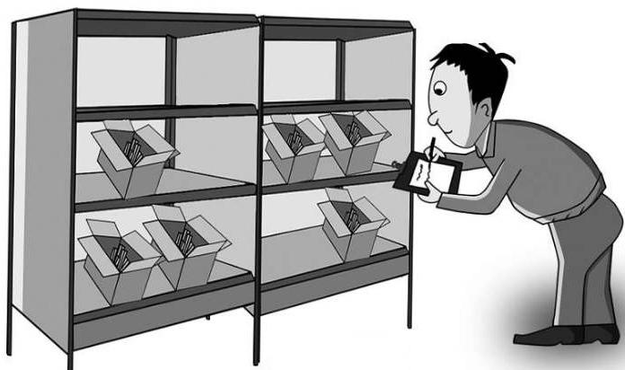 库存商品的借贷方表示什么意思_库存商品属于什么科目?