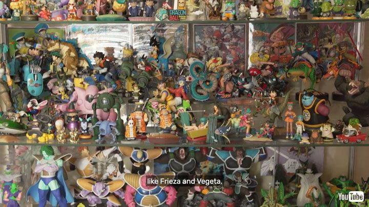 世界头号龙珠迷的上万件周边收藏宝贝 斩获吉尼斯世界纪录-玩懂手机网 - 玩懂手机第一手的手机资讯网(www.wdshouji.com)