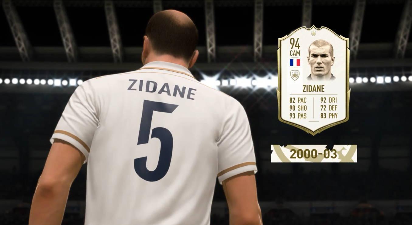 《FIFA20:终极版》宣传片公开 齐达内96评分霸气外露-玩懂手机网 - 玩懂手机第一手的手机资讯网(www.wdshouji.com)