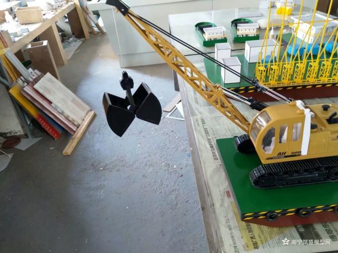 【樊超】做了个斗!南宁船舶模型 南宁工业模型 南宁工业模型