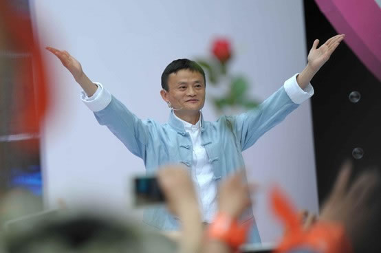 马云已正式卸任阿里巴巴董事长