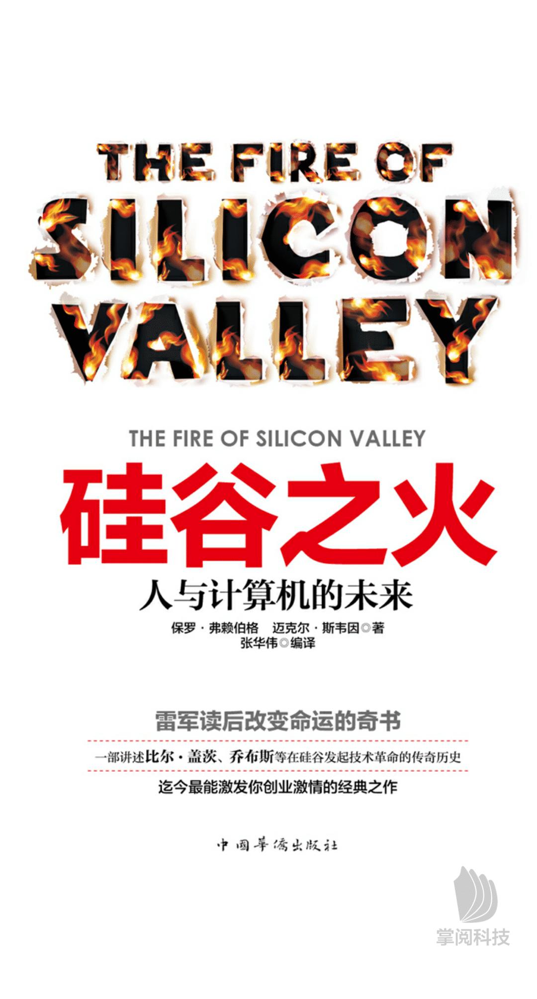 《硅谷之火:人与计算机的未来[精品]》