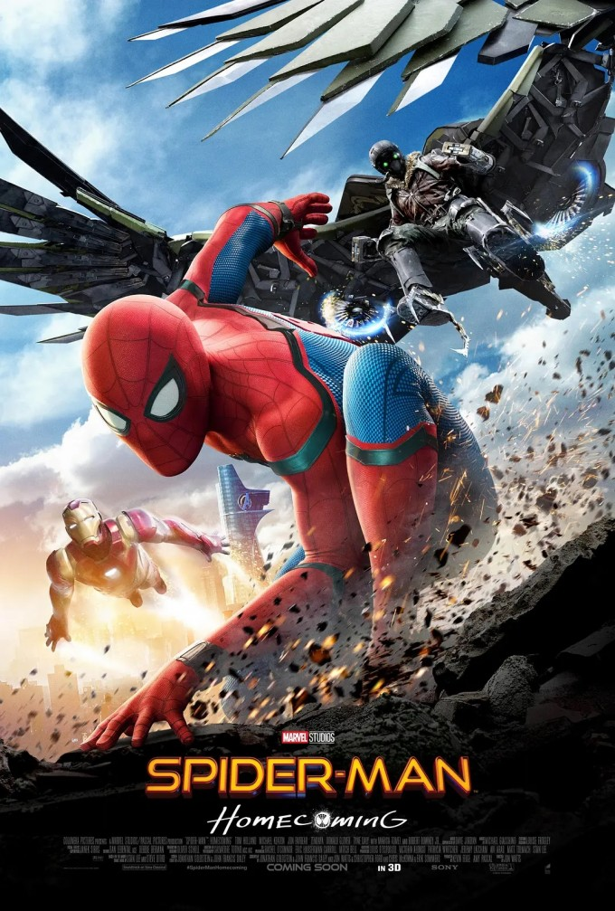 【1080P】蜘蛛侠:英雄归来