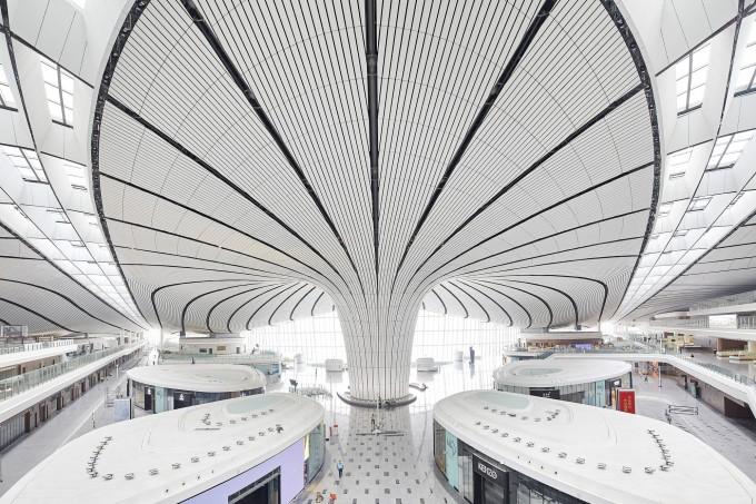 北京大兴国际机场 / 扎哈·哈迪德建筑事务所