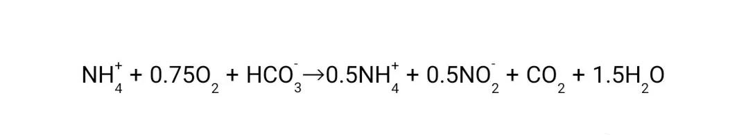 短程硝化(SHARON)脱氮工艺
