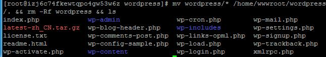wp install4