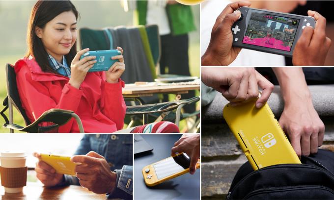 《Switch Lite--智能手机时代下掌机的新思路?》