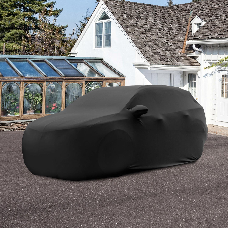 Protection Contre la Pluie UV//Int/érieur ext/érieur Soleil poussi/ère Vent Housses pour Auto Est Compatible avec la Audi SQ5 B/âche Voiture//Tout Temps