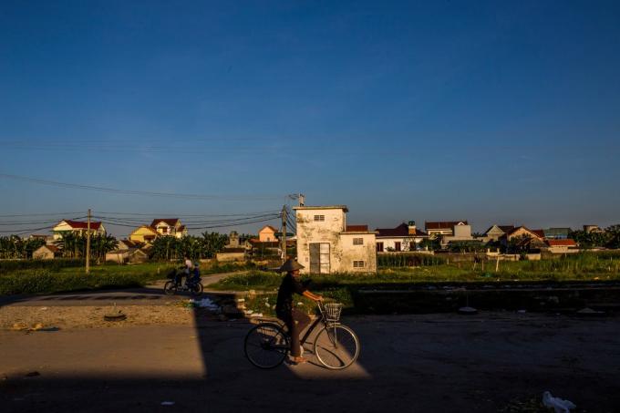义安省是越南最贫困的省份之一。