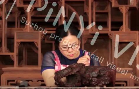 周雪英大师 苏州圣恩坊红木家具企业宣传片案例赏析 案例欣赏 2