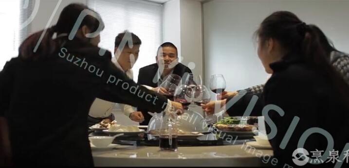 蒸锅必不可少 上海烹泉科技有限公司宣传片【视频】 案例欣赏 4