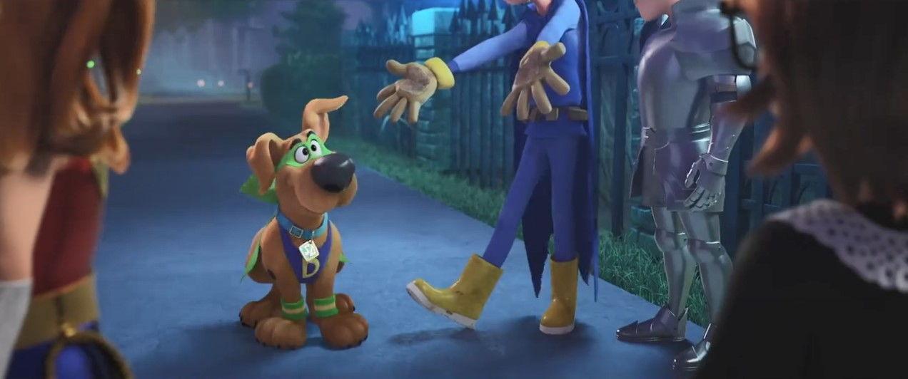 3D动画电影《史酷比狗》发布中字预告片