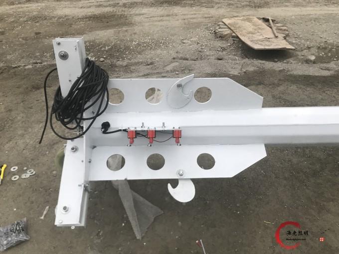 海光20米升降LED高杆灯行程限位开关