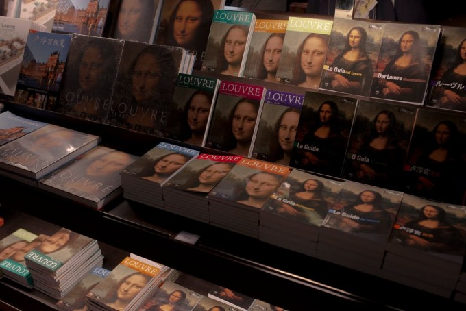 根据卢浮宫的研究,80%的游客来卢浮宫是为了看《蒙娜丽莎》。