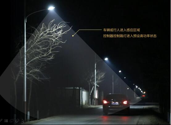 智慧之光物联网太阳能路灯