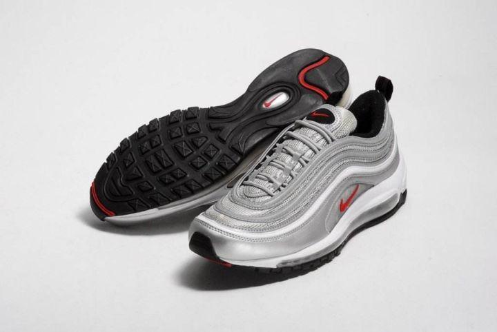 nike/耐克 air max97经典款 银子弹测评,买鞋要先了解鞋