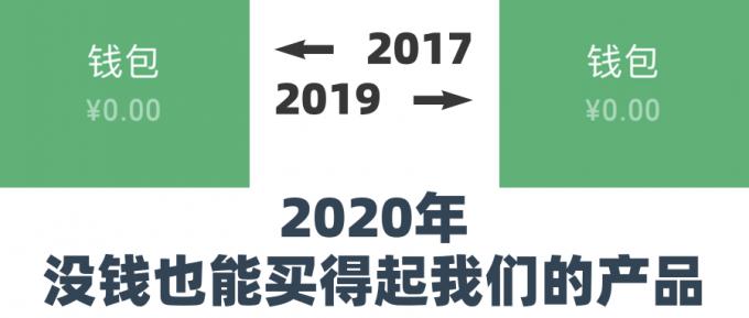 2020跨年准备!