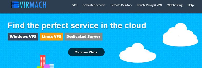 VirMach便宜方案促销:1核512MB方案年付$10.68起,多机房可选-VPS SO