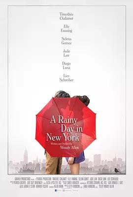 纽约的一个雨天BD-1080P中英双字MP4-2019爱情