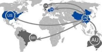 外贸企业用于外销货物形成的进项税额能否抵扣内销货物的销项税额?
