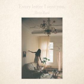 白艺潾 -《Every letter I sent you.》
