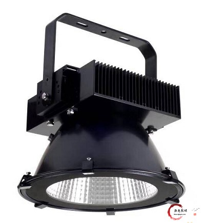 河北唐山200W大功率LED工矿灯照明工程