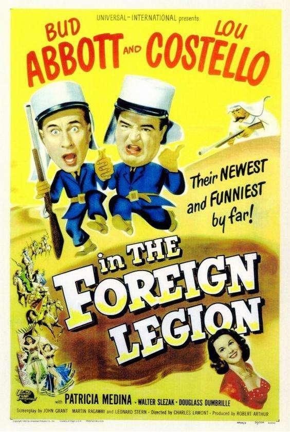 两傻在外籍军团[1950][蓝光]