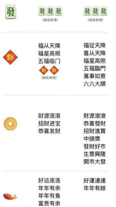 2019微信表情雨代码大全教程