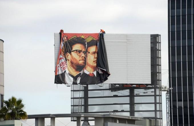 索尼影业在遭受黑客攻击后,取消了《刺杀金正恩》的公映。