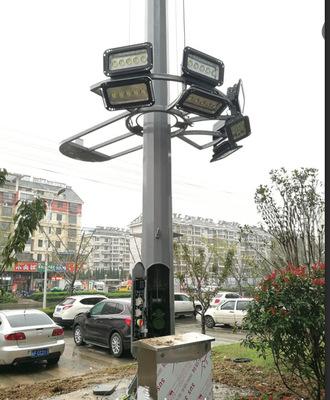【高杆灯厂家】高杆灯有必要带升降系统吗