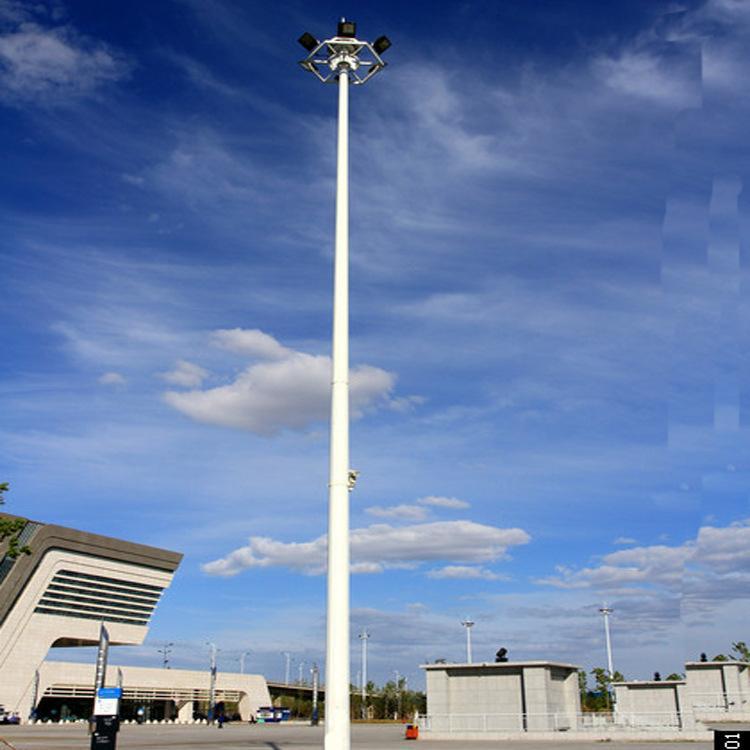 专业码头港口高杆灯生产安装厂家