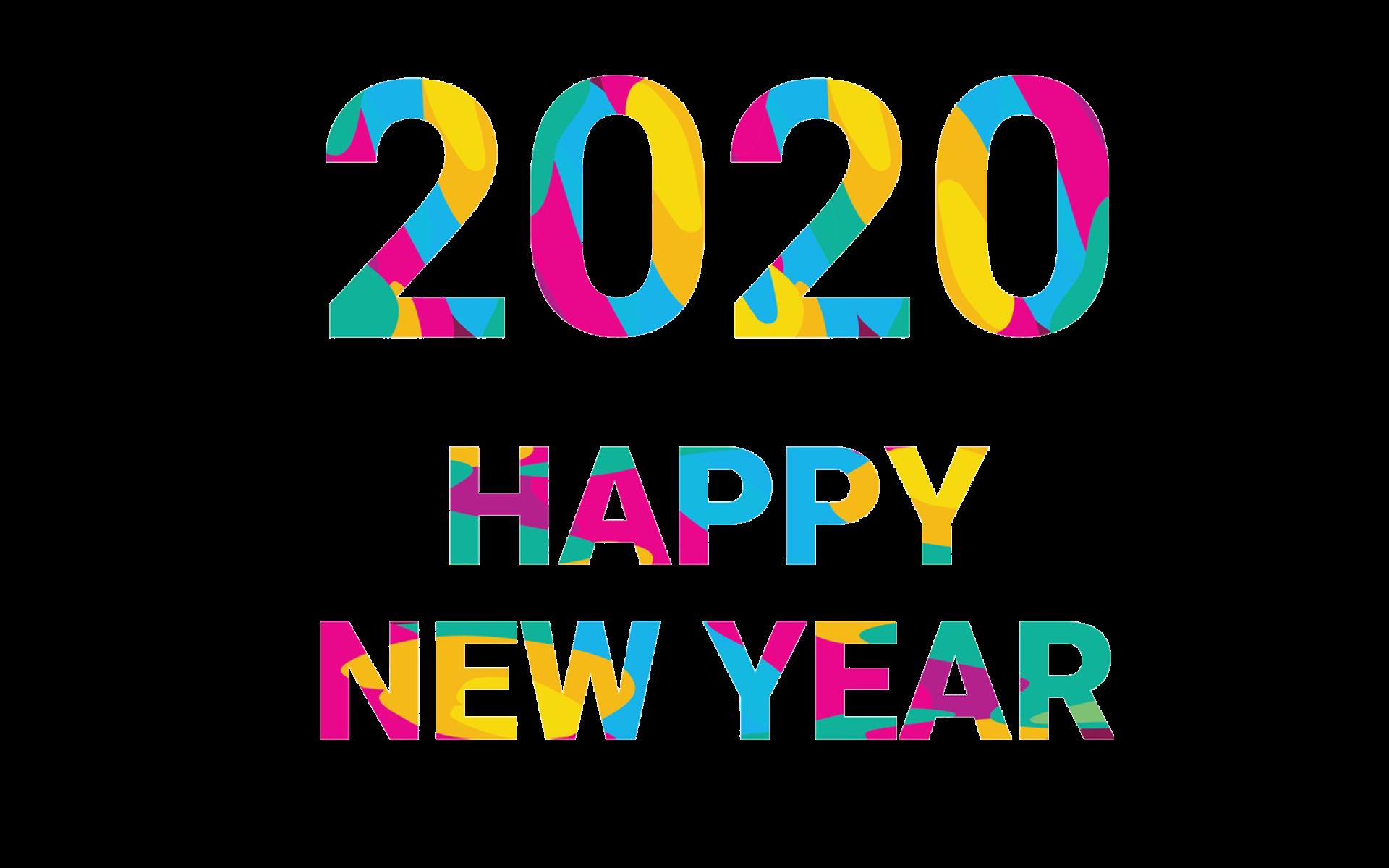 2020 新年快乐