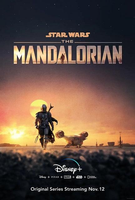 星球大战:曼达洛人/第一季/全8集
