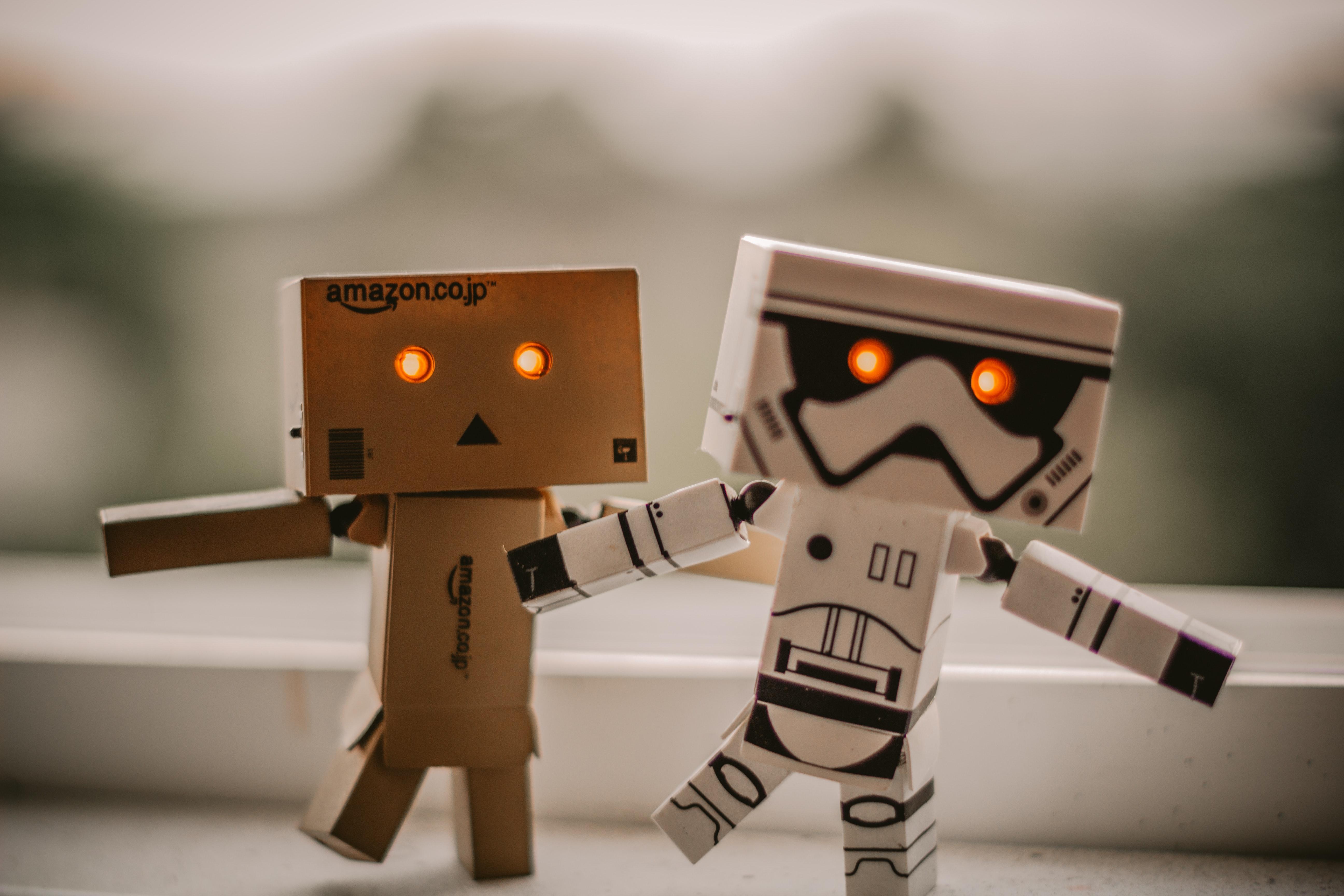 机器人学习之路