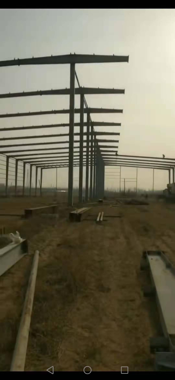 出售二手钢结构宽48长188高10米