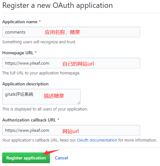 OAuth Apps