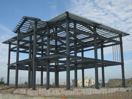 二手钢结构工程施工准备