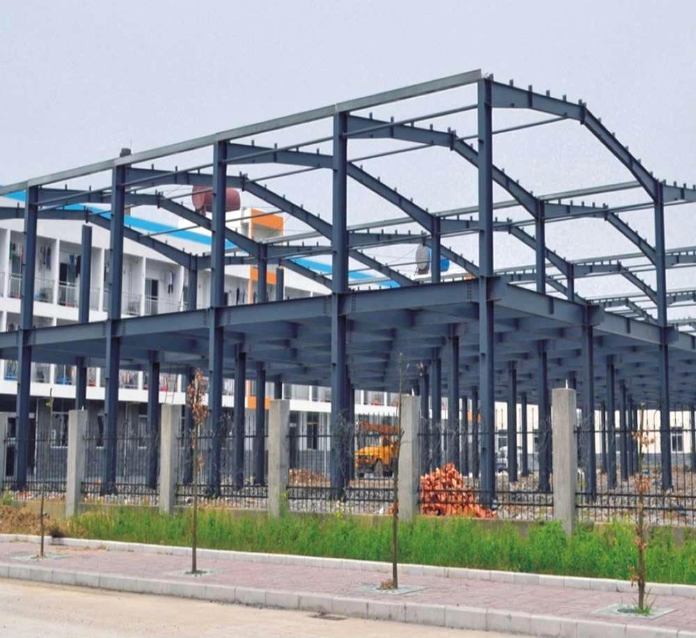 二手钢结构工程质量需要注意的八大要点